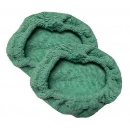 Bonnets verts pour aspirateur Pullman 200 - paquet de 2