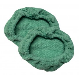 Green Bonnets for Pullman 200 Vacuum Cleaner - Pack of 2