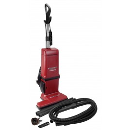 Upright Vacuum Cleaner - Two Motors - with Separate Tools - Cleaning Width of 15 in (38,01 cm) - Perfect DM102