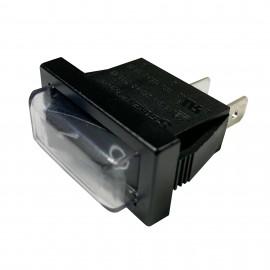 Interrupteur pour ventilateur/souffleur/ séchoir de plancher industriel de Johnny Vac, pour modèle JV3012