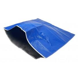 Sac de remplacement pour pelle à litière - bleu