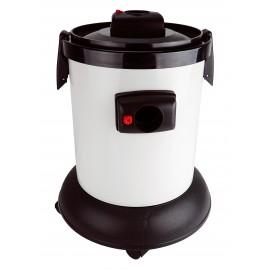 Récupérateur d'eau avec cuve en plastique - capacité de 6 gal (22,75 l) - avec roues pivotantes