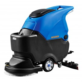 """Johnny Vac - 20"""" Auto-Scrubber with 24 V 200 A/H Battery and Charger, 1950 m2/hr Efficiency"""