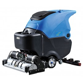 """Autoscrubber - Johnny Vac JVC65RBTN - 26"""" (508 mm) Cleaning Path - with Battery and Charger"""