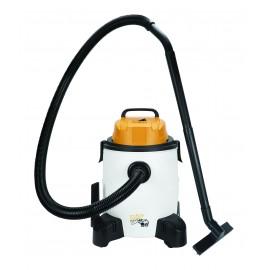 RhinoVac Portable Wet & Dry Shop Vacuum, 35 L (8 gal), Swivel Casters/Wheels, Accessories & Blower - Refurbished