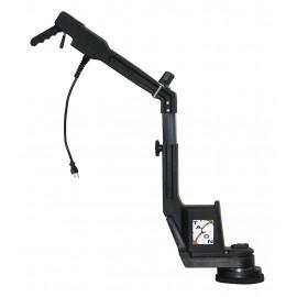 "Mini polisseuse de 15 cm (6"") - Talon f0036-115-black"