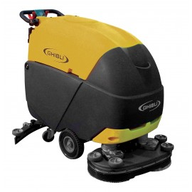 """Autoscrubber, Ghibli 10.0270.00, 28"""", with Front/Rear Traction"""