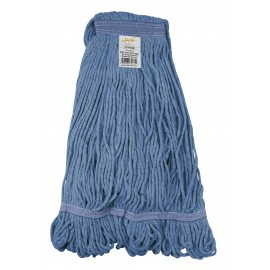 String Mop Replacement Head - Synthetic Washing Mops - 16 oz (554 g) - Blue