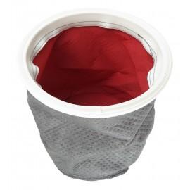 Sac-filtre en tissu réutilisable pour aspirateur de marque Compact