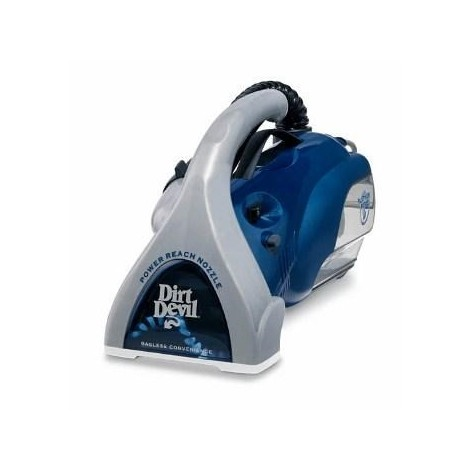 Dirt Devil Platinum Force Hand Vac