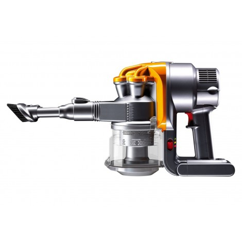 dyson dc16 motorized brushbar handheld vacuum. Black Bedroom Furniture Sets. Home Design Ideas