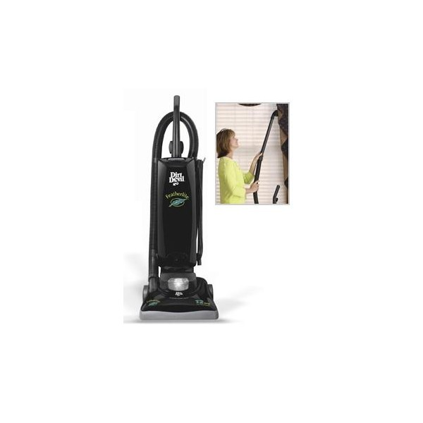 Stick Vacuum cleaners. Dirt Devil has channeled a great deal of time and effort towards the production of stick and broom vacuum cleaners, which are not only lightweight but also small enough for convenience when cleaning the rather difficult areas to reach.