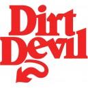 Dirt Devil Vision Bagless Upright Plum with Bonus Turbo Tool