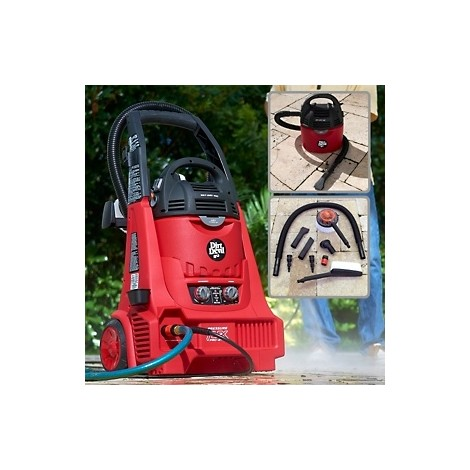 Dirt Devil Pressure Washer 2 in 1 Wet & Dry