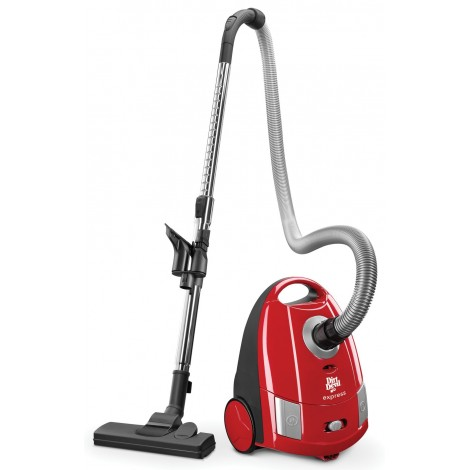 Dirt Devil Express Bagged Canister Vacuum