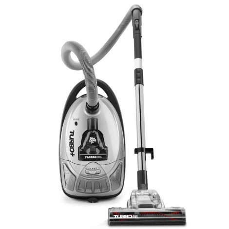 Dirt Devil Turbo Plus Bagged Canister Vacuum
