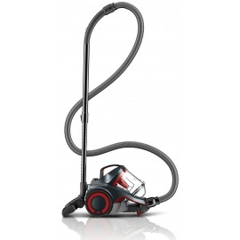 Dirt Devil DASH Multi Carpet & Hard Floor Cyclonic Canister with SWIPES