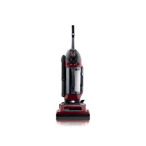 Hoover WindTunnel Red Bagless Upright