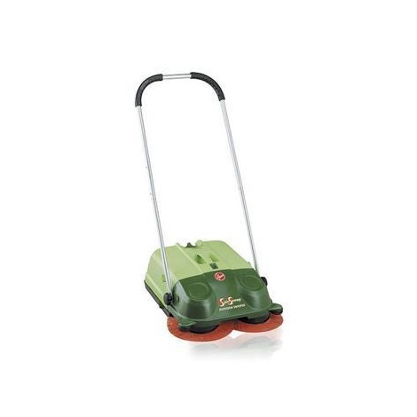 Hoover SpinSweep Outdoor Sweeper