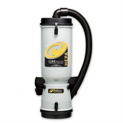 ProTeam LineVacer BackPack Vacuum