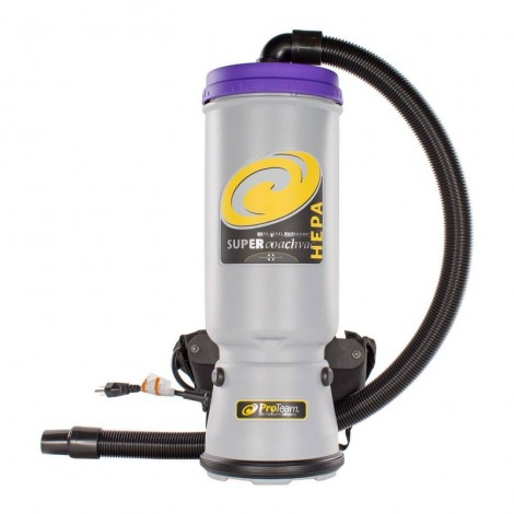 ProTeam Coach Backpack Vacuum
