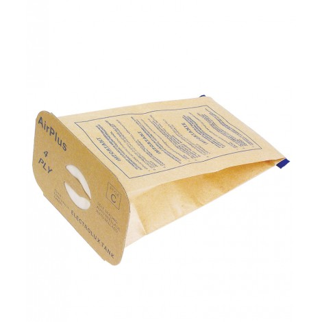 PAPER VACUUM BAGS - ELECTROLUX - PKG/12