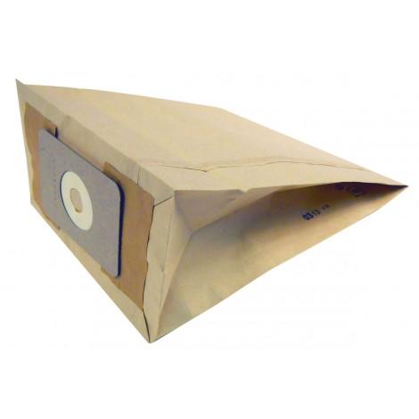 Sac en papier pour aspirateur Johnny Vac JVW101 - paquet de 3 sacs