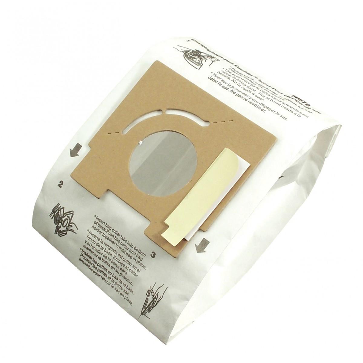 microfilter vacuum bags kenmore 50570 pkg 8