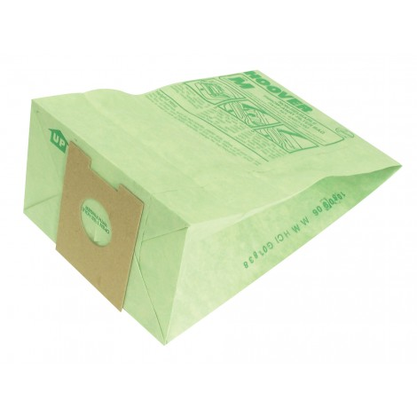 Paper Bag for Hoover Type M Vacuum - Pack of 3 Bags - Envirocare 113SW