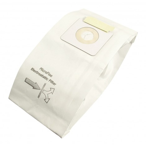 Microfilter Bag for Upright Bissell 1 & 7 and Samsung 5000 & 7000 Vacuum - Pack of 3 Bags - Envirocare 840