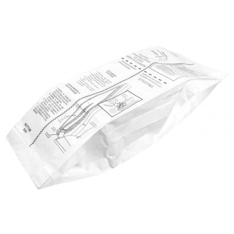 Microfilter Bag for Eureka Types F and G Upright Vacuum - Pack of 3 Bags - Envirocare 216