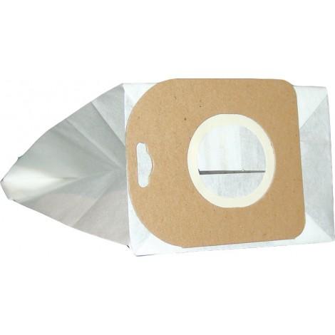 Sac en papier pour aspirateur Eureka type N - paquet de 3 sacs - Envirocare 107SWJV