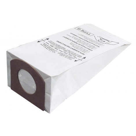 Paper Bag for Dirt Devil Type G Vacuum - Pack of 3 Bags - Envirocare 122SWJV