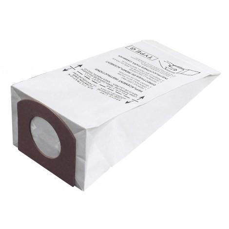 Sac en papier pour aspirateur Dirt Devil type G - paquet de 3 sacs - Envirocare 122SWJV