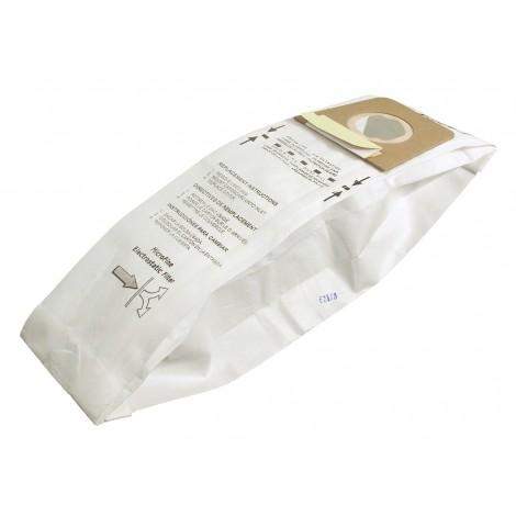 Sac microfiltre pour aspirateur Royal et Dirt Devil type U - paquet de 3 sacs - Envirocare 157