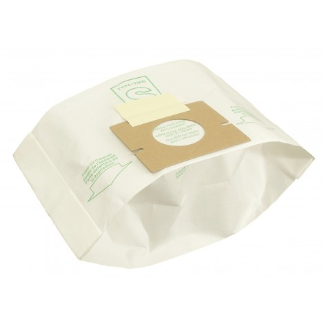 Microfilter Bag for Hoover Type S Vacuum - Pack of 3 Bags - Envirocare 109