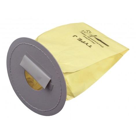 Sac microfiltre pour aspirateur Royal Tank - paquet de 7 sacs + 1 filtre - Envirocare 151