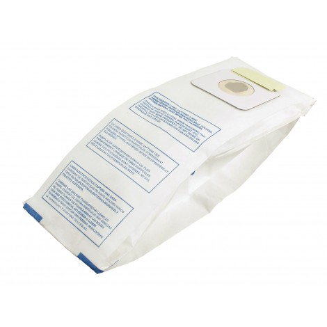 Sac microfiltre pour aspirateur Panasonic type U, U-3 et U-6 - paquet de 3 sacs - Envirocare 816