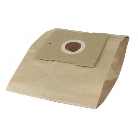 Sac en papier pour aspirateur Johnny Vac Reflex - paquet de 3 sacs