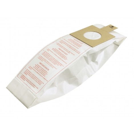 Sac en papier pour aspirateur Dirt Devil type K - paquet de 3 sacs - Envirocare 120SW