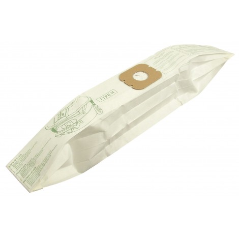 Sac en papier pour aspirateur Hoover type H - paquet de 3 sacs - Envirocare 111SW