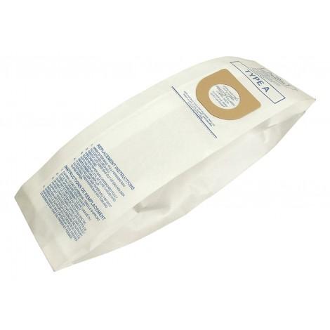 Sac en papier pour aspirateur vertical Hoover type A - paquet de 3 sacs - Envirocare 809SW