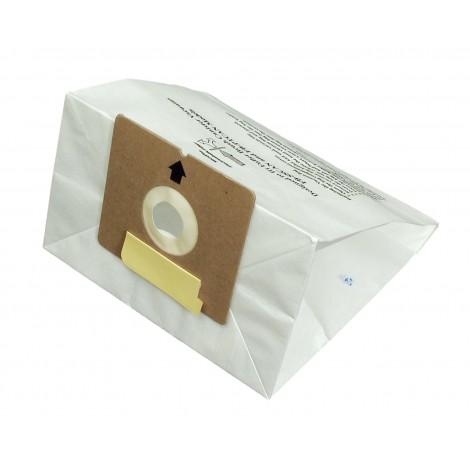 Sac microfiltre pour aspirateur chariot Fuller Brush FB-SSCAN et FB-PTCAN - paquet de 6 sacs - Envirocare 848