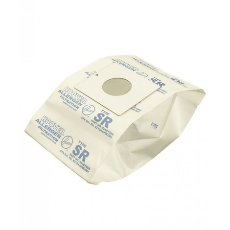 Paper Bag for Hoover Type SR Vacuum - Pack of 3 Bags - 59134122