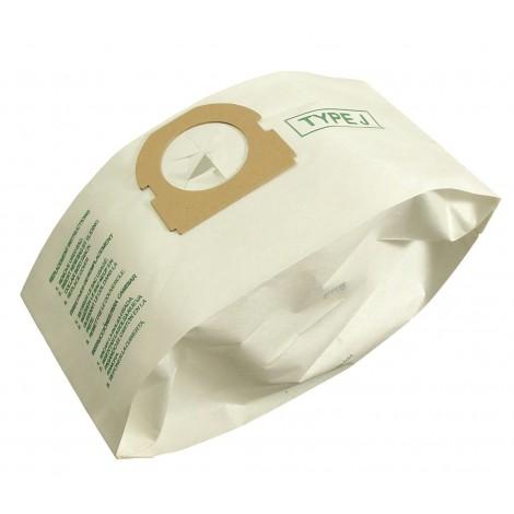 Sac en papier pour aspirateur Hoover type J - paquet de 3 sacs - Envirocare 114SW