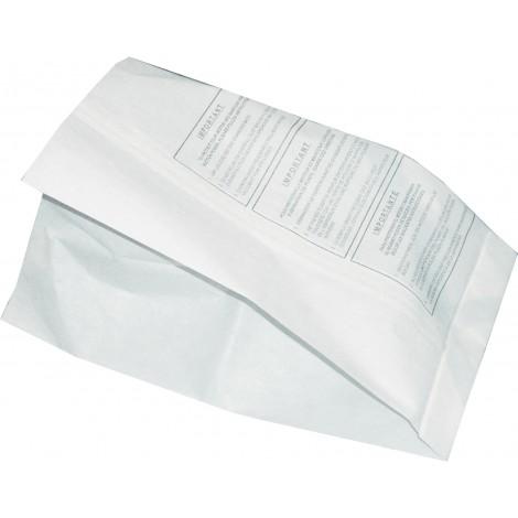 Sac en papier pour aspirateur GE & Premier à couvercle pivotant - paquet de 5 sacs - Envirocare 220SW