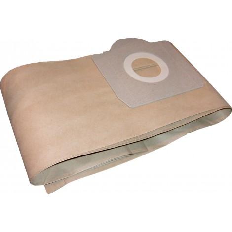 Sac en papier pour aspirateur Johnny Vac JV115, Soteco Koala et Panda 115 - paquet de 5 sacs