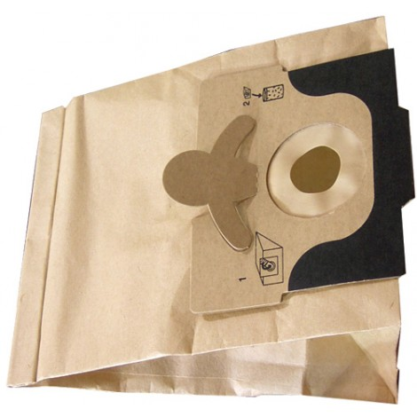 Microfilter Bags for Eureka Ex - Series 6978 and 6993 Canister Vacuum - Pack of 3 Bags - Envirocare 139