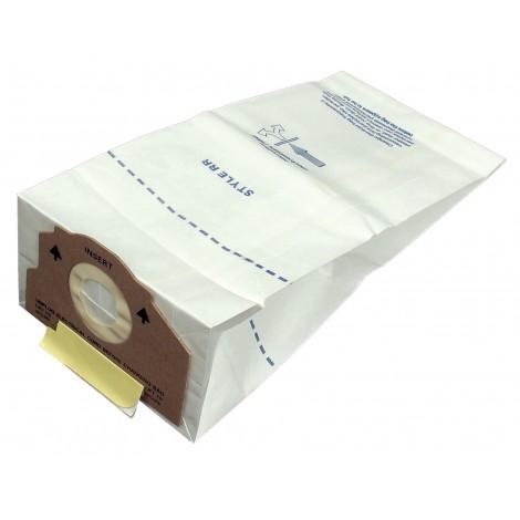 Sac microfiltre pour aspirateur Eureka style RR et 4800 Series - paquet de 3 sacs - Envirocare 164