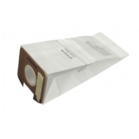 Sac microfiltre pour aspirateur vertical Electrolux, Sanitaire style SL modèle S782 et SC785 - paquet de 3 sacs - Envirocare 156